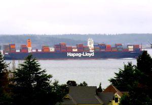 Photo of LEVERKUSEN EXPRESS ship