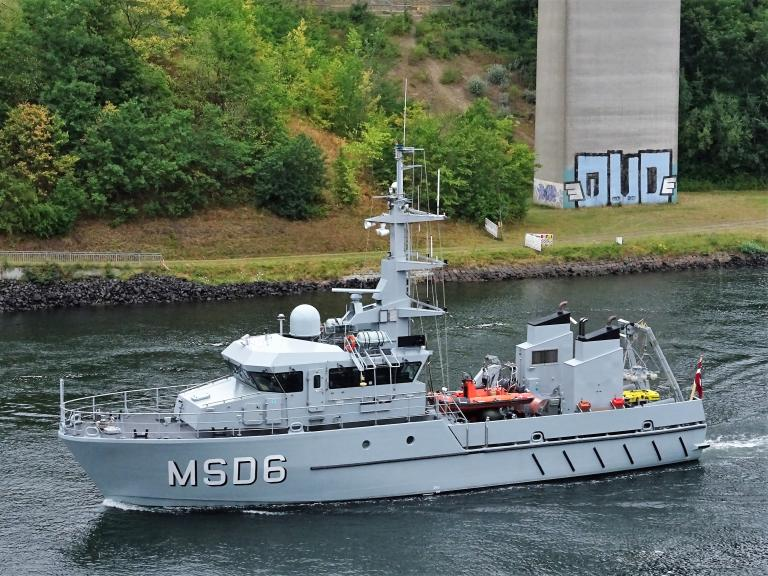 HDMS SALTHOLM photo