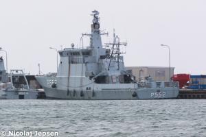 Photo of P552 HAVKATTEN ship