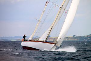 Photo of HDMS SVANEN ship