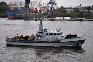 Photo of MHV 904 LYOE ship