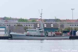 Photo of MHV 911 BOPA ship