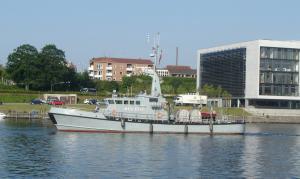 Photo of MHV 907 HVIDSTEN ship