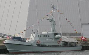 Photo of MHV 802 CARINA ship