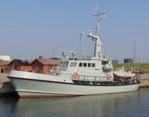 Photo of MHV 806 DUBHE ship