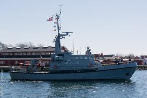 Photo of MHV 808 LYRA ship
