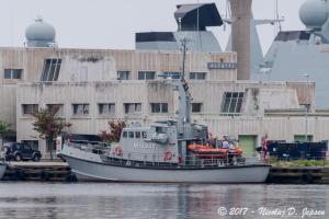 Photo of MHV 809 ANTARES ship