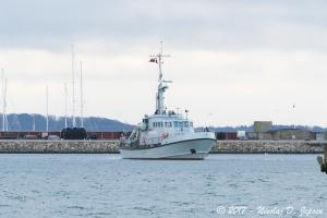 Photo of MHV 813 BAUNEN ship