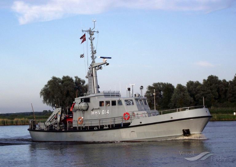 Photo of MHV 814 BUDSTIKKEN