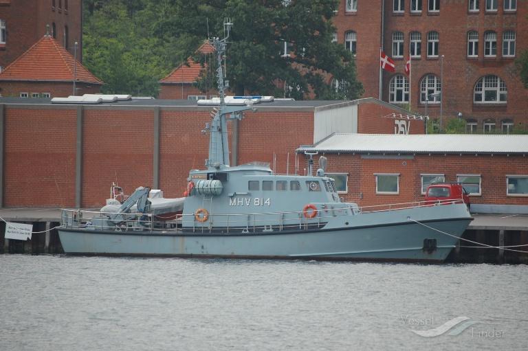 BUDSTIKKEN (MMSI: 219000549) ; Place: Sønderborg Nordhavn