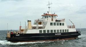 Photo of MF ULVSUND ship