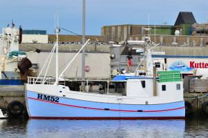 Photo of HM52 KANSAS ship