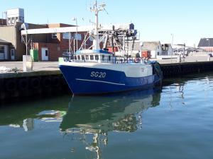 Photo of PETUA ship