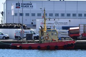 Photo of SKAWLINK I ship