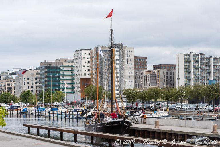 ANNA Sailing Vessel Skibsdetaljer Og Nuv U00e6rende Position