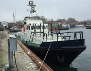 Photo of SERVUS I PILOT BOAT ship