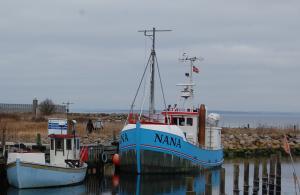 Photo of NANA ship