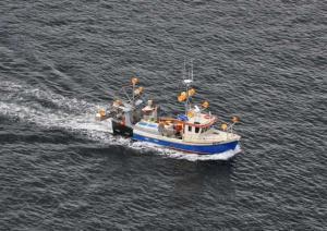 Photo of HM141 PLUTO ship