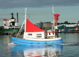 Photo of CHRISTINE HM22 ship
