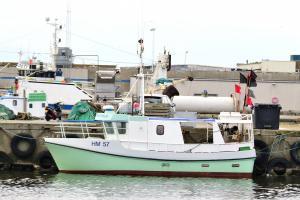 Photo of HM57 TRINDBAK ship