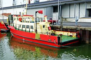 Photo of HEIMDAL ship