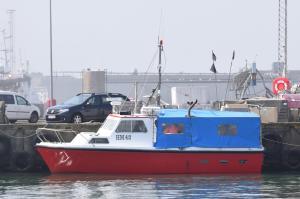 Photo of HM42 LUNA ship