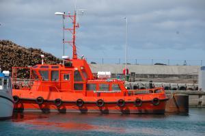 Photo of PILOT BOAT INGE ship