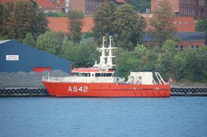 Photo of FYRHOLM ship