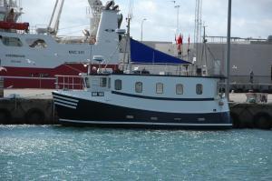 Photo of HM165 BRITTA ship