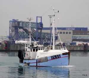Photo of FN 44 HELENE SARAH ship