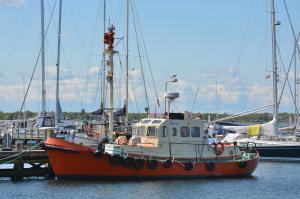 Photo of FAROS ship