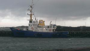Photo of SERVUS 2 ship