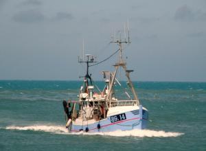 Photo of SOEREN KRISTINE HG14 ship