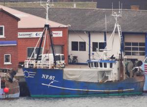 Photo of NF67 FEMARNBAELT II ship