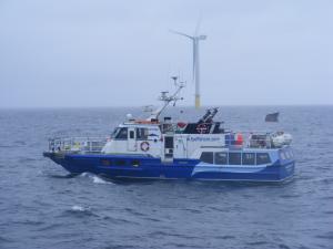 Photo of CATHRIN ship