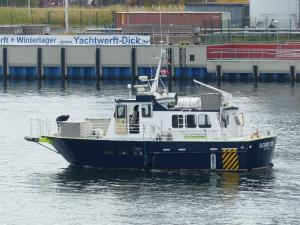 Photo of ELEGANT TERN ship