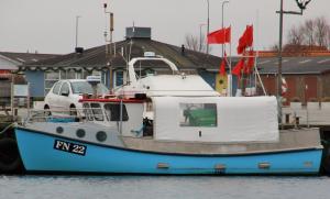 Photo of FN 22 ILSE III ship