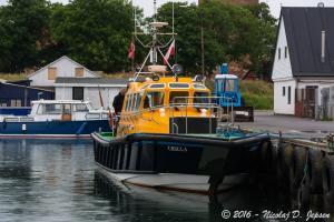 Photo of DANPILOT URSULA ship