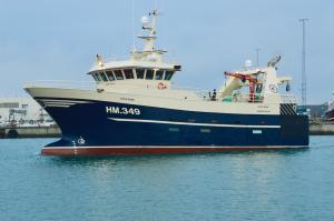 Photo of STEFANIE HM349 ship