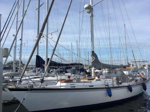 Photo of LEGAN ship