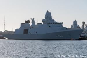 Photo of HDMS PETER WILLEMOES ship