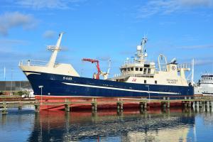 Photo of S449 MYGGENES ship
