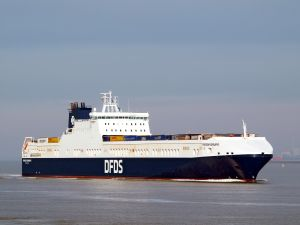 Photo of FREESIA  SEAWAYS ship