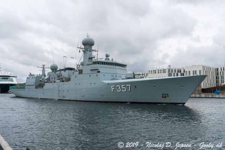 HDMS THETIS photo