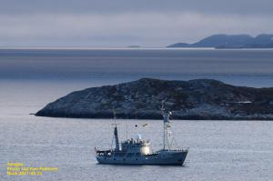Photo of HDMS TULUGAQ ship