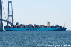Photo du navire MADRID MAERSK