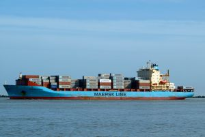 Photo of NYSTED MAERSK ship