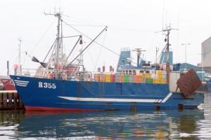 Photo of R 355 TRINE LOUISE ship
