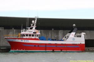 Photo of R230 OCEAN FREJA ship