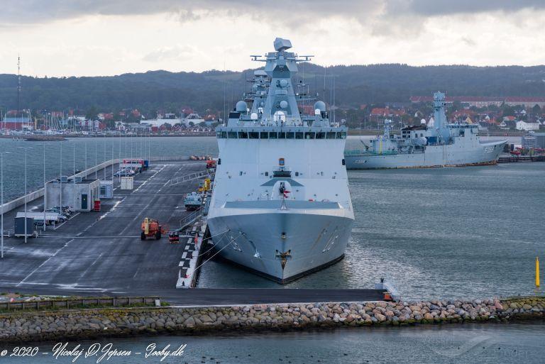 HDMS ABSALON photo